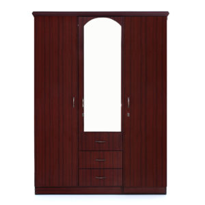 Galaxy Wardrobe 3 Door